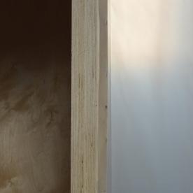 CUBE 2017, 1,5m x 1,5m, wood, plastic, foam plastic