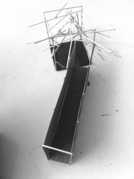 scale model/sketch